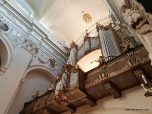 Órgano de Lowicz - Polonia