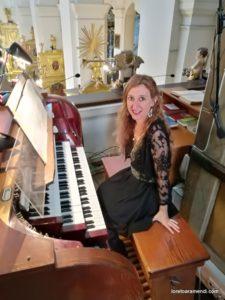 Loreto Aramendi - Lowicz Orgel - Polen