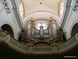 Órgano - Iglesia de los Franciscanos - Varsovia