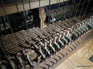 Mecanismo del órgano Grenzing - La Mercé