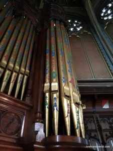 Pipe Organ Cavaillé-Coll - Farnborough Abbey