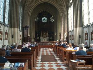 Pipe Organ Cavaillé-Coll - Farnborough Abbey