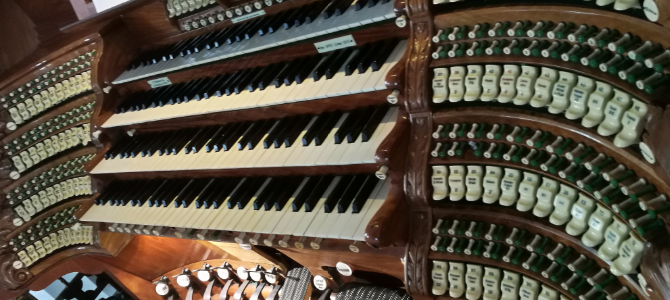 Concert at the  Walker Organ – Martinikerk – Doesburg – Netherlands – August 2019
