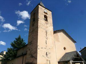 église de Sant Iscle i Santa Victòria, La Massana.