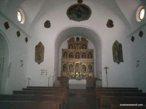 iglesia de Sant Iscle i Santa Victòria, en La Massana.
