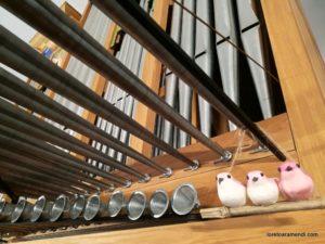 La Massana – Andorra – orgue Joaquín Lois (2004).