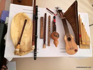 Instrumentos etnicos