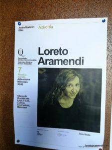 Loreto Aramendi en concierto - Quincena Musical 2019