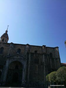 Parroquia Santa María la Real – Azkoitia – Gipuzkoa
