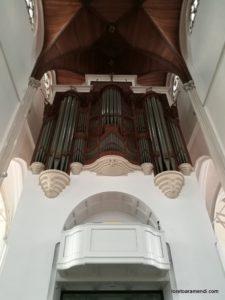 órgano Walker de Martinikerk en Doesburg