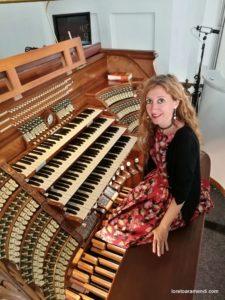 Loreto Aramendi - órgano de Doesburg