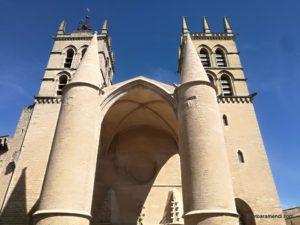 Catedral de Saint Pierre de Montpellier