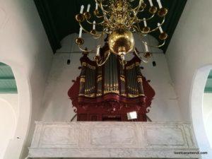 órgano Mitterreither