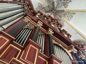 Hans Henrich Bader pipe organ - Zutphen