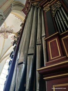 órgano Hans Henrich Bader - Zutphen