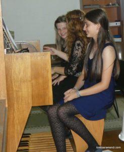 Loreto Aramendi y sus registrantes