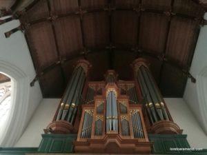 Órgano Marcussen - Grote Kerk - La haya