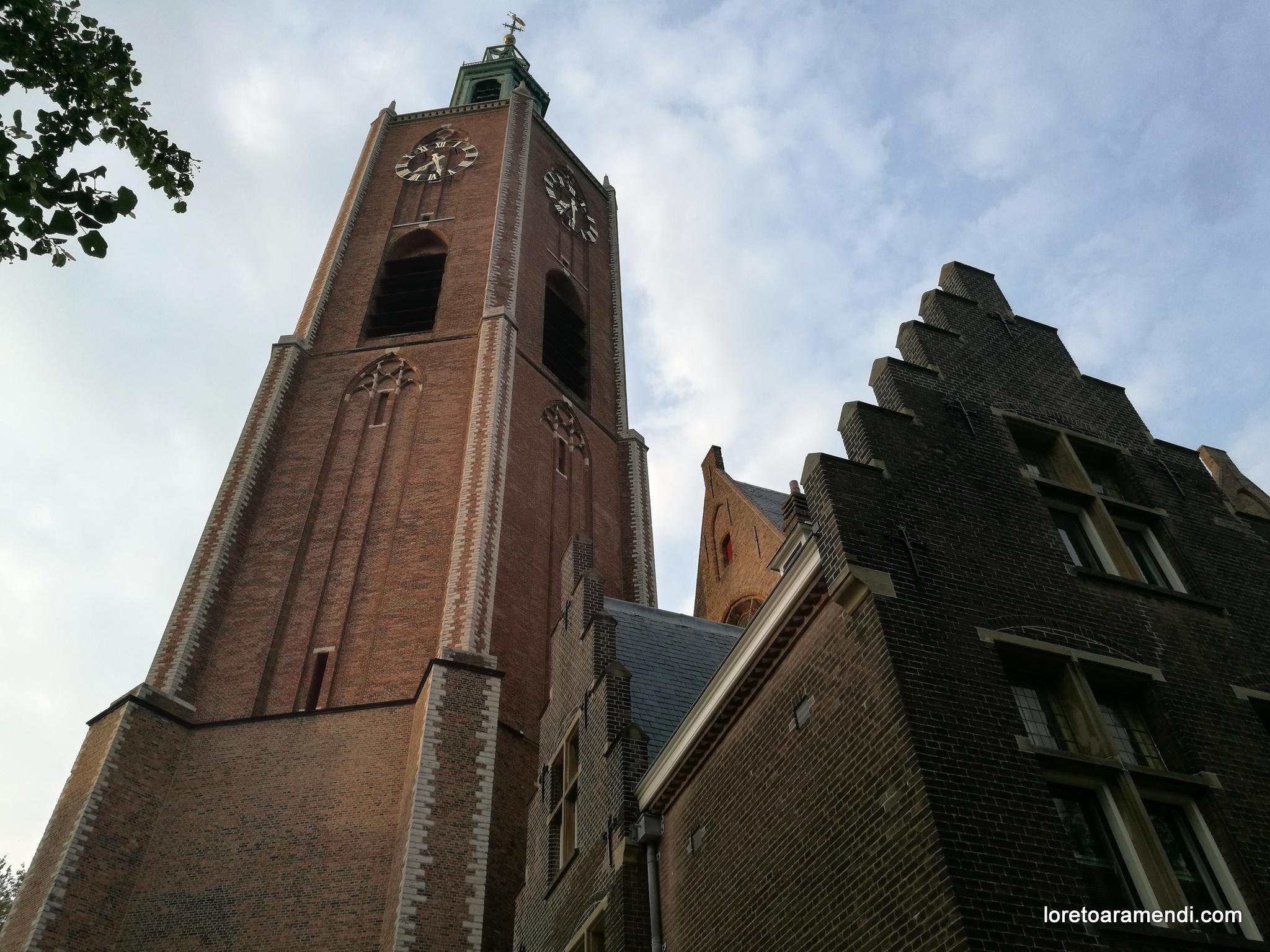 Grote Kerk La Haya Loreto Aramendi
