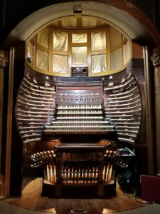 Pipe Organ - Boardwalk Hall - Atlantic City