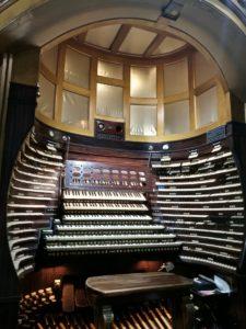 Pipe Organ - Boardwalk Hall - Atlantic City