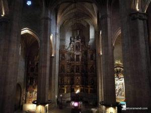 San Vicente Kirche - San Sebastian