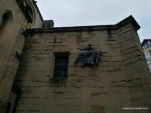 Iglesia San Vicente - Donostia