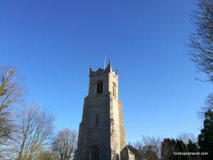 Alburgh Church - England