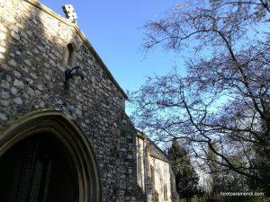 Iglesía de Alburgh - Inglaterra