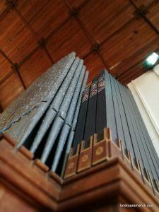 Morten & Taylor Orgel - Alburgh - England