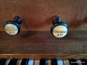 Organ Morten & Taylor - Alburgh Church - England