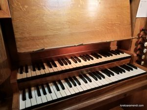 Organ Hill & Son - Kirche von Barsham - England