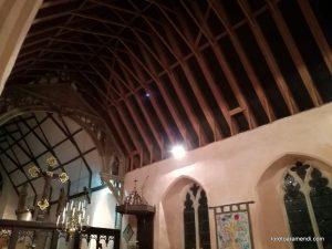Église de Barsham - Angleterre
