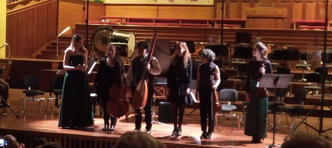 Concert with Diatessaron – Cycle Matinées de Miramon – March 2020