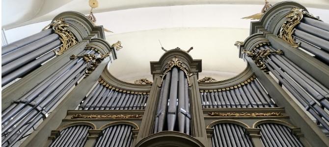 Concierto de órgano – Varsovia – Polonia – Agosto 2020