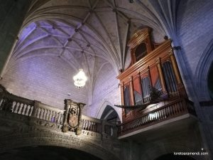 Loreto-Aramendi-Organ-Concert-Salvatierra-Agurain-