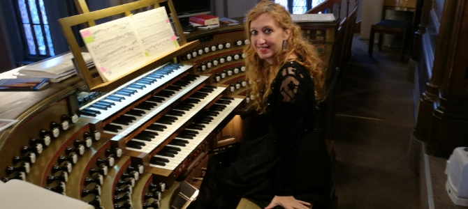 Concert at the Walcker organ – Wiesbaden – October 2020