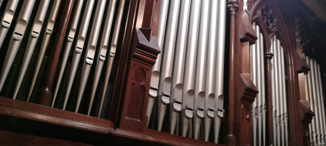 Organ concert – Church of the Franciscans – December 2020
