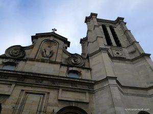 Iglesia de Aubervilliers