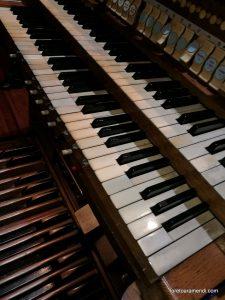 Concierto en la parroquia de los Franciscanos de Donostia. Órgano Amezua.
