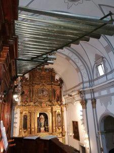 Loreto Aramendi Organo Historico Montesa -