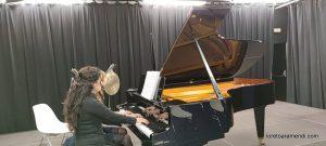 Concierto de piano - Loreto Aramendi -