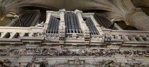 Concierto de organo - Catedral de Luxembourg