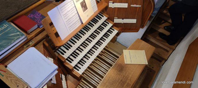 Wiesbaden – Concierto de órgano – Marzo 2021