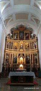 Concierto de órgano en Vicálvaro