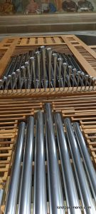 Concierto de órgano en Capellades