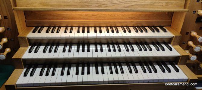 Concierto de órgano – Capellades – Abril 2021