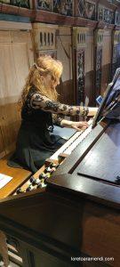 Loreto Aramendi - Concierto de organo - Lavaur