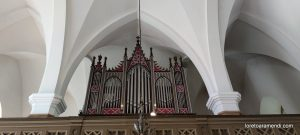 Iglesia Simuna – Lääne Viru – Estonia – Órgano G. Normann (1889).