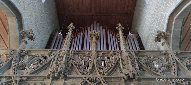 Organ concert – Burgdorf – Switzerland – September 2021