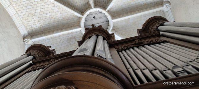 Organ concert – Saint Calais – France – September 2021